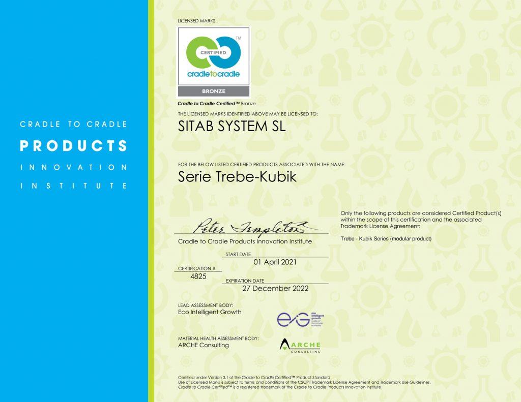 SITAB Serie Bronz CERT4825 2021 04 23 001