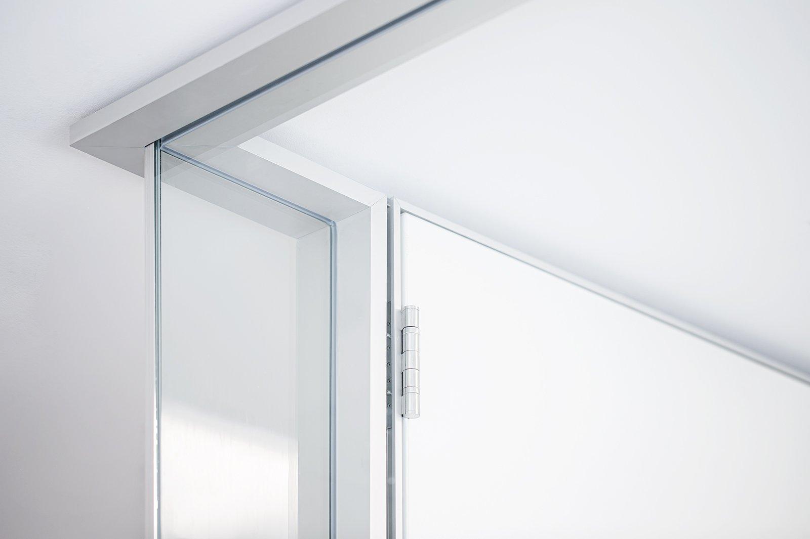 SITAB, Mampara de vidrio continuo